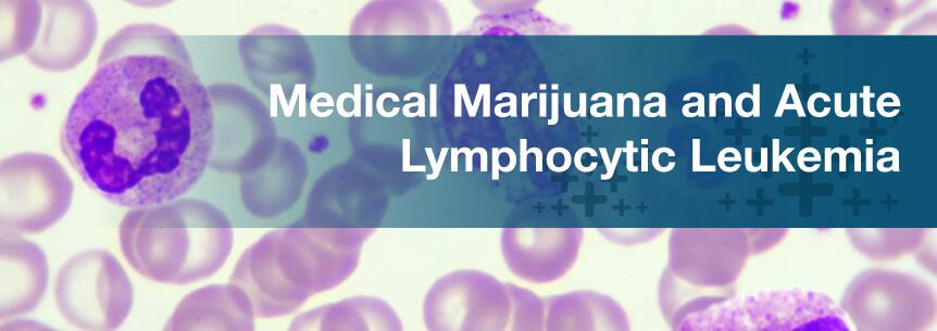 Medical Marijuana For Acute Lymphocytic Leukemia