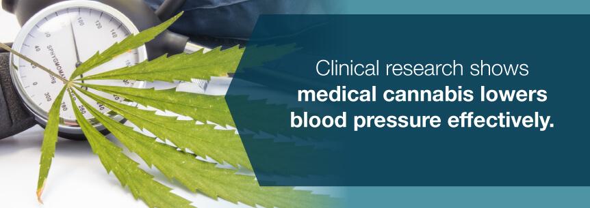 marijuana and blood pressure