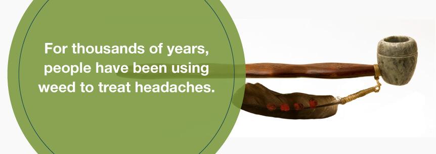 marijuana for headaches