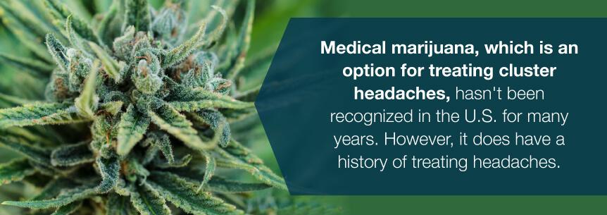 marijuana headache help