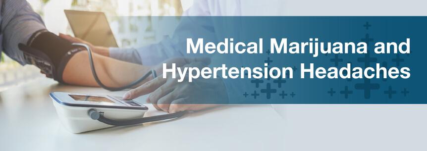 marijuana hypertension headaches