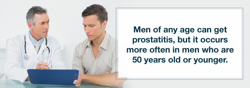 prostatitis diagnosis