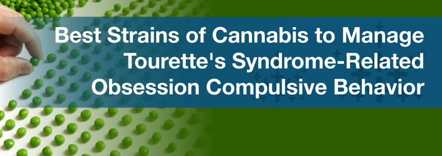 Best Strains of Cannabis to Manage Tourette's Syndrome-Related Obsession Compulsive Behavior