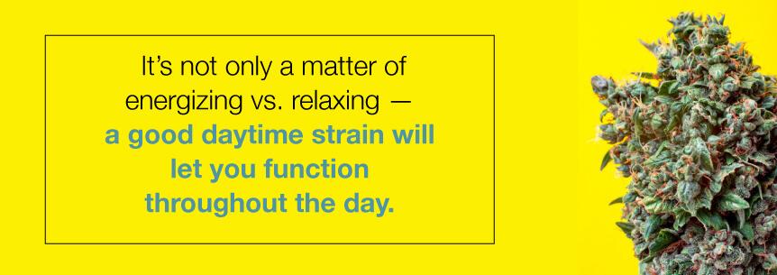 energizing strains