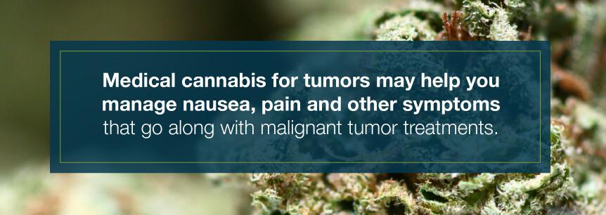 manage tumor symptoms