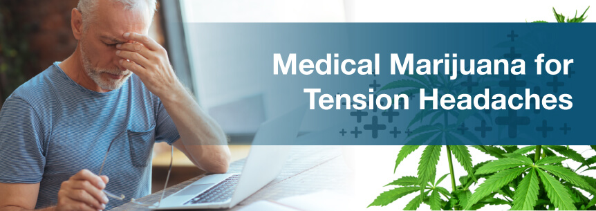 marijuana tension headaches