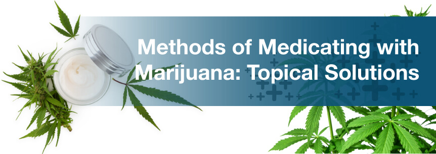 topical marijuana treatment