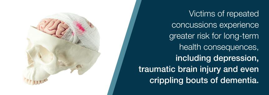 concussion risks