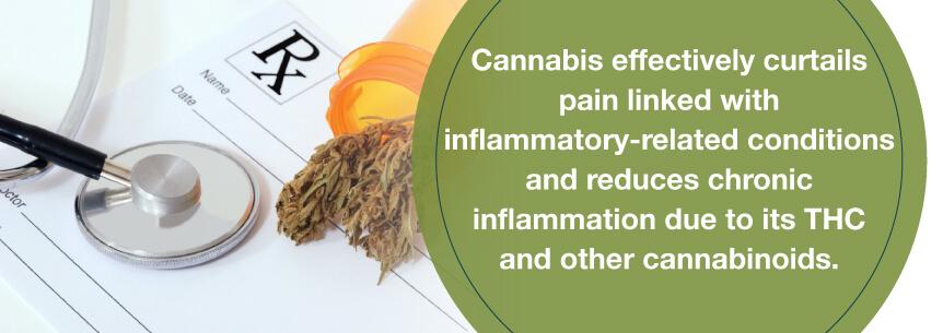 anti inflammatory help