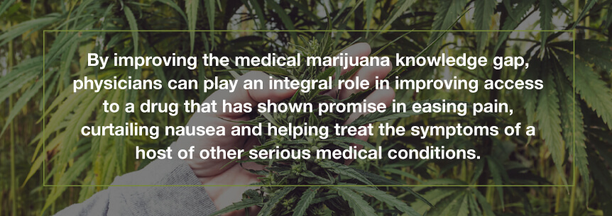 improve marijuana knowledge