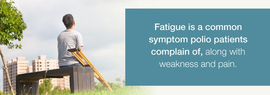 polio fatigue
