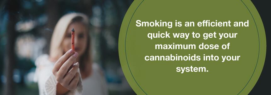 smoking cannabinoids