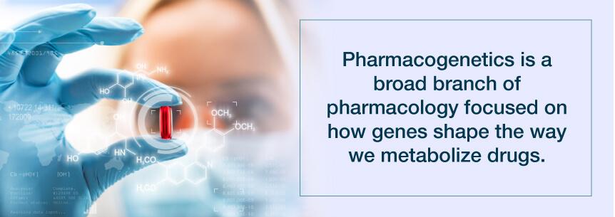 what is pharmacogenetics