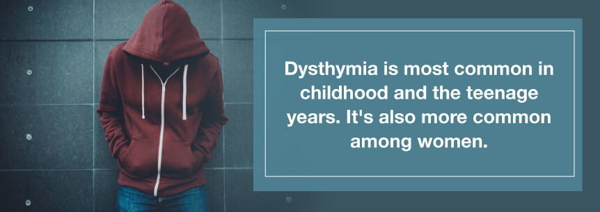 dysthymia development