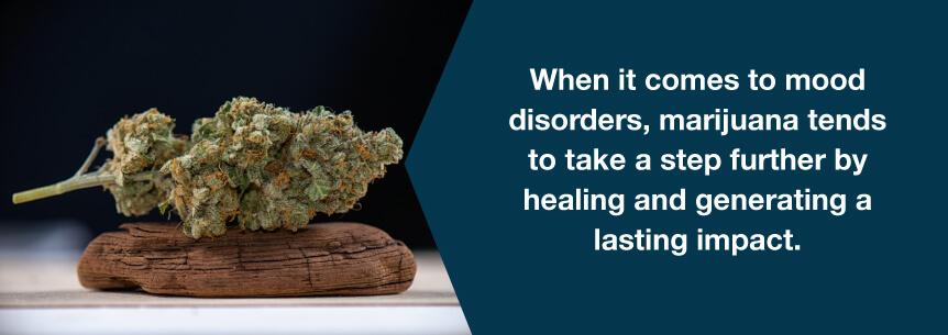 marijuana dysthymia help