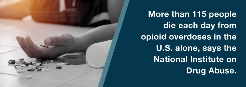 opiate overdose stats