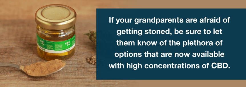 cbd for grandparents
