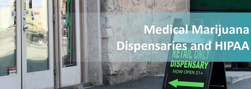 dispensaries and hipaa
