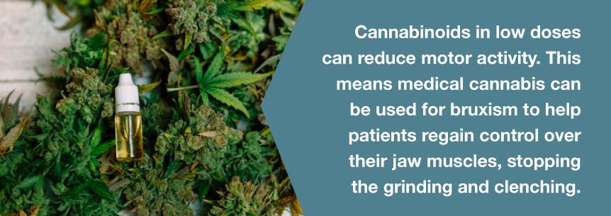 marijuana bruxism help