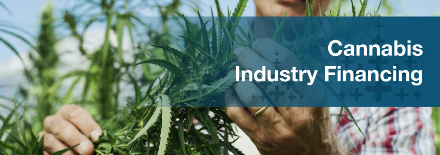 marijuana industry financing
