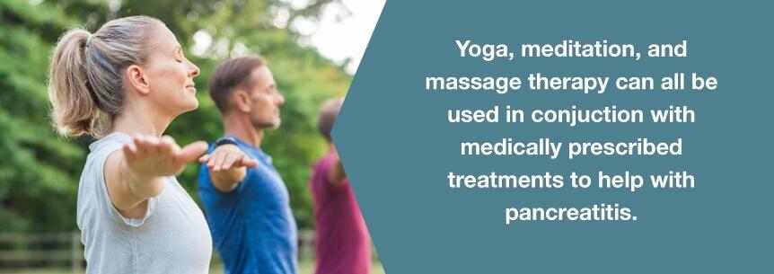 pancreatitis yoga help