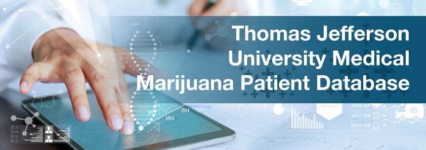 Thomas Jefferson University Medical Marijuana Patient Database