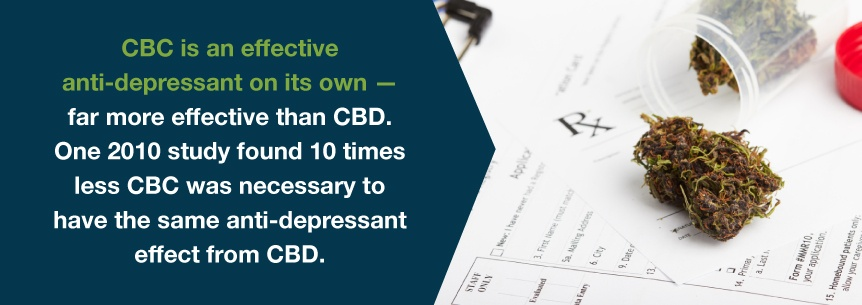 cbc anti-depressant