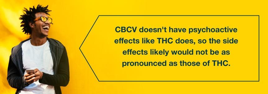 cbcv non-psychoactive