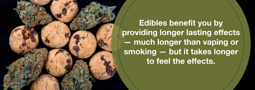 edible benefits