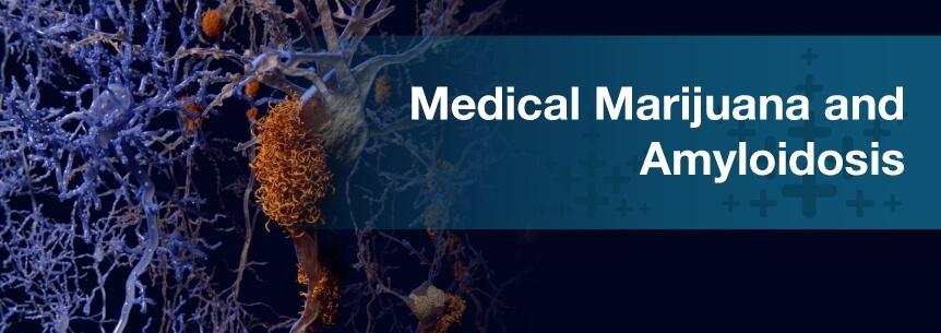 marijuana for amyloidosis
