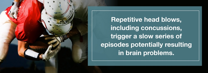 repetitive brain injury