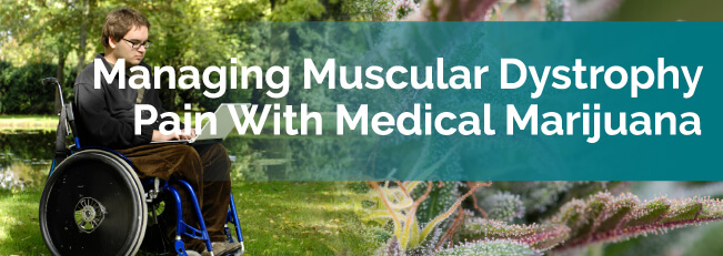 Managing Muscular Dystrophy Pain with Medical Marijuana