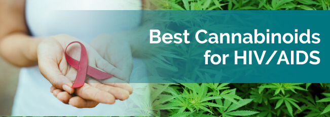 Best Cannabinoids for HIV/AIDS