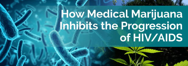 How Medical Marijuana Inhibits the Progression of HIV/AIDS