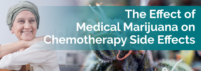 The Effect of Medical Marijuana on Chemotherapy Side Effects