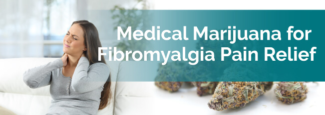 Medical Marijuana for Fibromyalgia Pain Relief