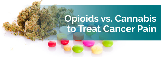 Opioids vs. Cannabis to Treat Cancer Pain