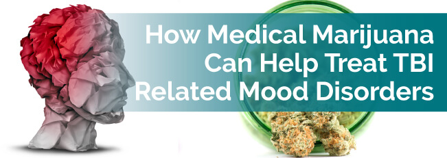 How Medical Marijuana Can Help Treat TBI-Related Mood Disorders