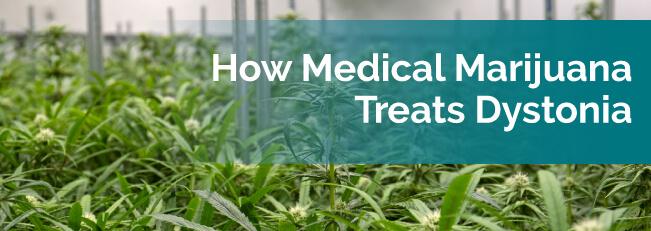 How Medical Marijuana Treats Dystonia