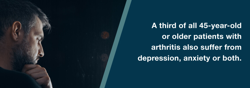 arthritis and depression