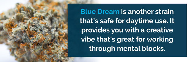 Blue dream mood medical marijuana
