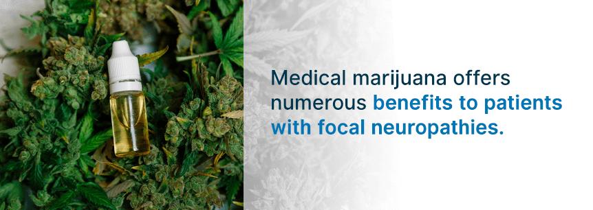 cannabis neuropathy treatment