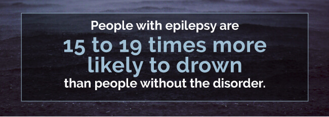 epilepsy and drowning