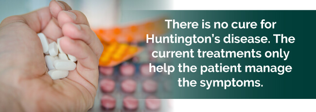 huntingtons disease treatment