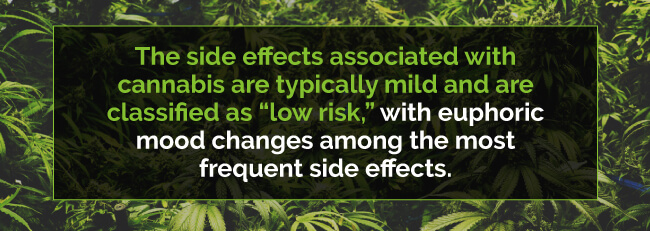 low risk side effects