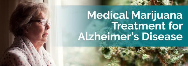 marijuana and alzheimers