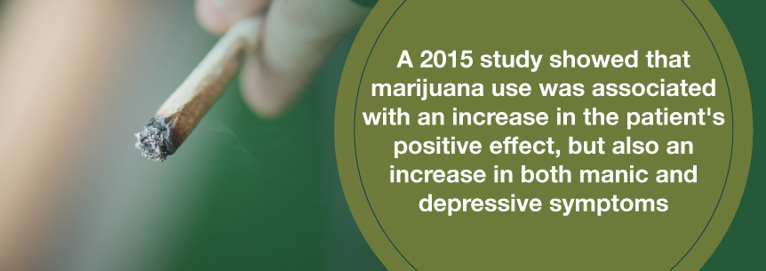 marijuana's positive effect