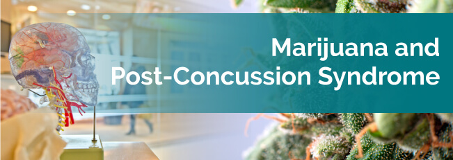 Marijuana for Post-Concussion Syndrome - Marijuana Doctors