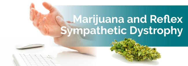 marijuana and rsd