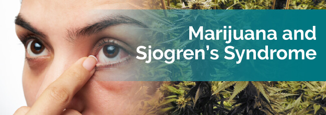 marijuana and sjogren